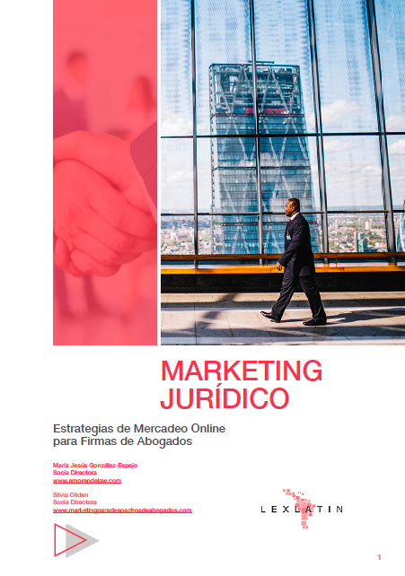 Ebook: Estrategias de Marketing On Line para Firmas de Abogados